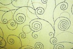 Achtergrond met spiralen Royalty-vrije Stock Afbeeldingen
