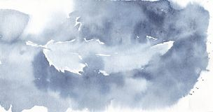 Achtergrond met veer in grijze kleuren Vector Illustratie