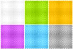 Achtergrond Naadloze textuur Stock Foto