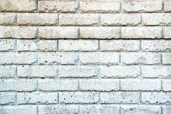 Achtergrond - Oude Witte Muur Stock Foto