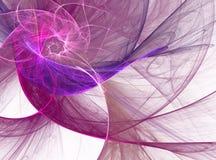 Achtergrond in roze en lilac schaduwen Royalty-vrije Stock Afbeelding