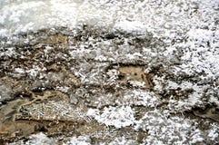 Achtergrond Sneeuw, water en ijs De winter, nat wit, stock fotografie