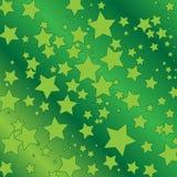 Achtergrond sterren Stock Foto
