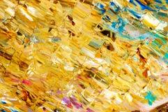 achtergrond, tekening, schilderen, geschilderd met olieverven Samenvatting Royalty-vrije Stock Foto