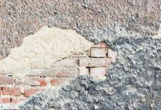 Achtergrond, textuur, bakstenen muur Royalty-vrije Stock Afbeeldingen