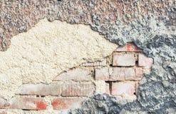 Achtergrond, textuur, bakstenen muur Stock Foto