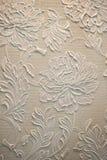 Achtergrond of textuur met bloemornament Stock Foto's