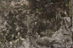 Achtergrond, textuur oude beschadigde bruine muur Royalty-vrije Stock Afbeeldingen