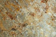 Achtergrond textuur van de oppervlakte van de kalksteensteen Royalty-vrije Stock Afbeeldingen