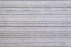 Achtergrond Textuur van oude raad met horizontale parallelle lijnen Horizontaal kader royalty-vrije stock afbeelding
