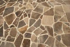 Achtergrond textuur van steenmuur Royalty-vrije Stock Fotografie