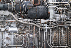 Achtergrond turbine Royalty-vrije Stock Afbeelding