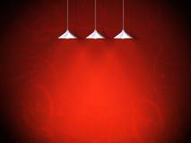 Achtergrond, valentijnskaart vector illustratie