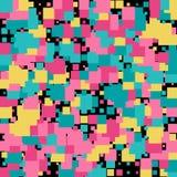 Achtergrond van abstracte textuur in retro stijl vector illustratie