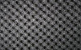 Achtergrond van akoestische schuimmuur Stock Afbeelding