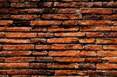 Achtergrond van bakstenen muur Royalty-vrije Stock Foto's