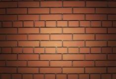 Achtergrond van bakstenen muur Royalty-vrije Stock Foto