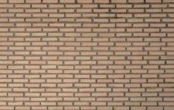 Achtergrond van bakstenen muur Royalty-vrije Stock Afbeeldingen