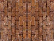 Achtergrond van bakstenen muurtextuur Royalty-vrije Stock Foto