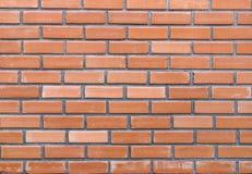 Achtergrond van bakstenen muurtextuur Stock Foto's
