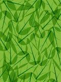 Achtergrond van bladeren Royalty-vrije Stock Afbeeldingen