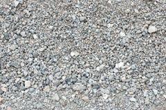 Achtergrond van bleke verpletterde steen Royalty-vrije Stock Foto