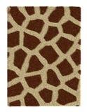 Achtergrond van bont van een giraf. Royalty-vrije Stock Foto's
