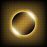 Achtergrond van cirkels Royalty-vrije Stock Fotografie