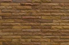Achtergrond van de bakstenen muur van Moden Royalty-vrije Stock Fotografie