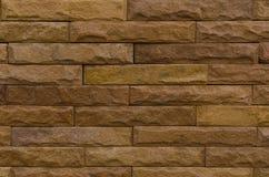 Achtergrond van de bakstenen muur van Moden Stock Foto