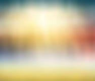 Achtergrond van de Blured de veelkleurige abstracte aard Stock Afbeelding