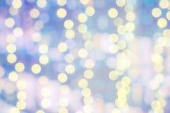 Achtergrond van de Bokeh de lichte pastelkleur stock foto