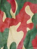 Achtergrond van de camouflage Stock Foto