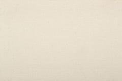 Achtergrond van de canvas de natuurlijke beige textuur Royalty-vrije Stock Afbeelding