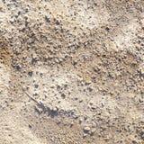 Achtergrond van de grond de duidelijke textuur Stock Afbeeldingen