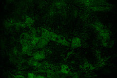 Achtergrond van de Grunge de donkergroene muur Stock Afbeelding