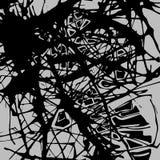 Achtergrond van de Grunge de vector abstracte textuur Royalty-vrije Stock Fotografie