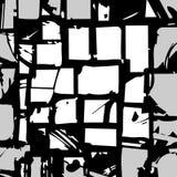 Achtergrond van de Grunge de vector naadloze textuur Stock Fotografie