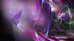 Achtergrond van de het patroon de abstracte motie van de melkwegrook vector illustratie