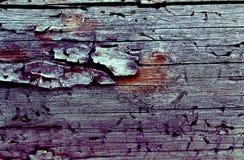 Achtergrond van de houten muur van de planktextuur met geselecteerde toonkleur Abstracte achtergrond van een oude houten muur met Royalty-vrije Stock Afbeeldingen