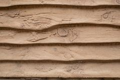 Achtergrond van de houten verticale textuur van het muurpatroon royalty-vrije stock afbeeldingen