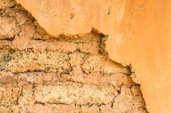 Achtergrond van de muurtextuur van de huisgrond Stock Fotografie