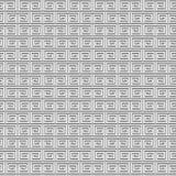 Achtergrond van de pixel de Subtiele Spiraalvormige Textuur Vector naadloos patroon Stock Fotografie