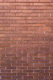 Achtergrond van de rode baksteen Royalty-vrije Stock Fotografie