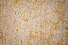 Achtergrond van de rots de abstracte bruine muur Stock Foto