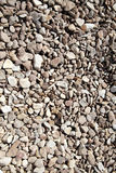 Achtergrond van de stenen van de rotskiezelsteen Royalty-vrije Stock Afbeeldingen
