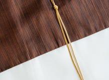De textuur van de zijde. Royalty-vrije Stock Foto's