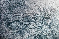 Achtergrond van de textuur de donkere lei beton stock fotografie