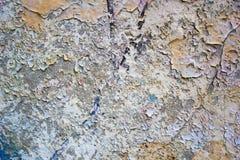 achtergrond van de textuur de sjofele oude muur royalty-vrije stock foto