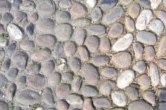 Achtergrond van de textuur van de steenmuur Stock Fotografie
